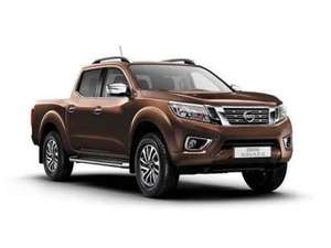 Nissan Navara Double Cab Pick Up Lease Deal - £222.65p/m (£6679.50 total) - nationwidevehiclecontracts