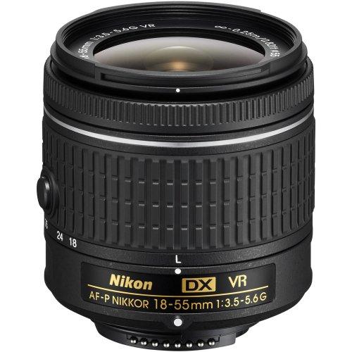 Nikon AF-P DX NIKKOR 18-55mm f/3.5-5.6G VR Lens £49.99 @ Eglobal central