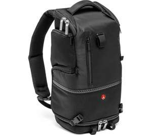 Manfrotto MB MA-BP-TS Tri S DSLR Small Camera Backpack £29.99 / LOWEPRO Format 110 Compact System Camera Bag £11.50 Free del or C&C @ Currys