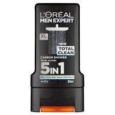 L'Oreal Paris Men Expert Total Clean 5 in 1 Shower Gel 300ml @ Boots