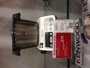 Kenwood K-Cook John Lewis, reduced from £260 to £79.00 last few in store