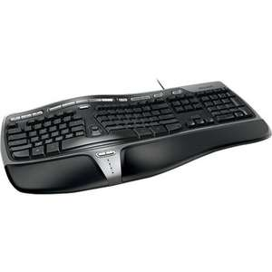 Microsoft Natural Ergonomic Keyboard 4000 21.59 + 2.99 delivery @insight.com