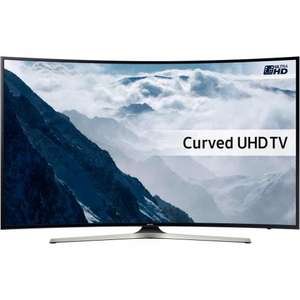 Costco (instore) Samsung UE65KU6100 65 inch Smart 4K Ultra HD HDR Curved TV with 5 years warranty. £839.98 (inclusive of Vat)