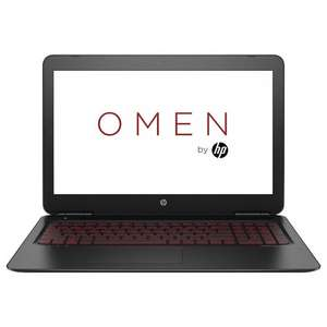 Hp omen 15 i7 8gb 1tb - £799.95 delivered @ John Lewis