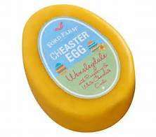 Ford Farms 300g Cheaster Egg now 50p @ Iceland