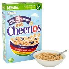 Nestle oat cheerios low sugar 325g was £2.50 now £1 @ Tesco