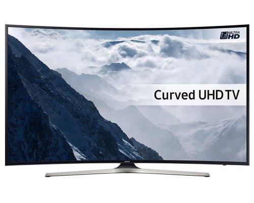 Samsung UE65KU6100 65 inch Smart 4K Ultra HD HDR Curved TV £929.99 - ebay / Crampton and Moore