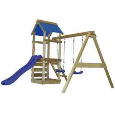 vida XL Playhouse set swing and slide £211.99