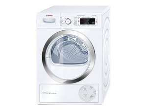 Bosch WTW87560GB heat pump dryer £529.99 free 1 man delivery @ Appliance Direct Morecambe