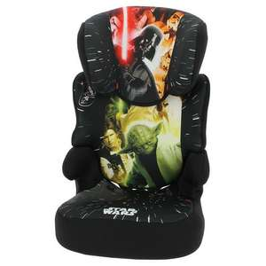 Star Wars Group 2-3 Befix car seat was £49.99 now £24.99 delivered with code @ Toys R Us
