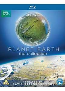 Planet Earth The Collection blu ray £21.99 - Base.com
