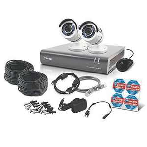 Swann 1080p CCTV system £40 off - £219.99 at Screwfix