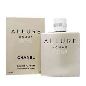 CHANEL HOMME ALLURE BLANCHE 150 ml EDP - £74.99 at Rowlands Pharmacy