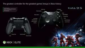XBox One Elite Wireless Controller £89.99 @ expertprice3 / eBay