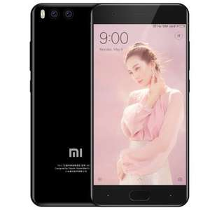 Xiaomi Mi 6 4G Smartphone  -  INTERNATIONAL VERSION 6GB RAM 64GB ROM  PHOTO BLACK - £365 @ GearBest