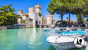 2-4 night Break to Lake Garda, Italy from London Airports £99pp, Includes Choice of Hotel, Breakfast & Return Flights (Includes Hand Luggage) @ gogroupie