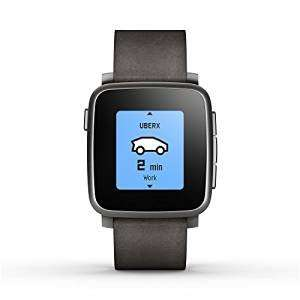 Pebble Time Steel - Black £49.99 Sold by Laptop Outlet UK and Fulfilled by Amazon