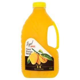 Regal Siprus Finest Mango Nectar (2L) was £2.50 now £1.50 (Rollback Deal) @ Asda
