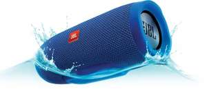 JBL Charge 3 Waterproof Portable Bluetooth Speaker in a variety of colours for £99.99 delivered (normally £149.99) @ eglobalcentral.co.uk