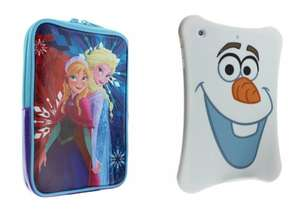 Frozen Tablet Cases - 3 different styles (was £14.99) Now £4.98 delivered at Currys