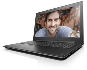 "Lenovo IdeaPad 310 15.6"" FHD Notebook - (Black) (Intel Core i7-7500U, 8 GB DDR4 RAM, 1 TB HDD, Windows 10) £449.95 delivered @ Amazon"