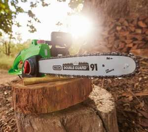 Florabest Electric Chainsaw (Reduced) @ LIDL - £39.99