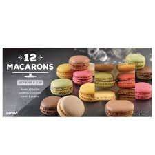 12 Macaroon for £3 in Iceland