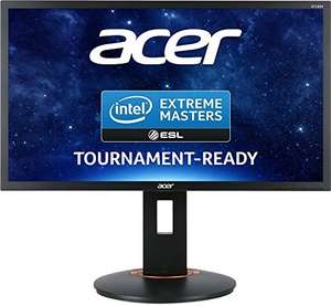 Acer XF240H 24 inch 144hz 1080p Gaming LED Monitor with FreeSync 1ms Response