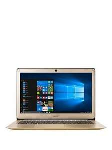 Acer Swift 3, Intel® Core™ i3, 8Gb RAM, 128Gb SSD, 14 inch Full HD Laptop - Luxury Gold @ Littlewoods £509.78 but after 20% back £407.82 + £3.99 P&P if you choose BNPL