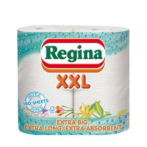 Regina XXL 2 Kitchen Rolls £1.45 @ Wilko was £2.95