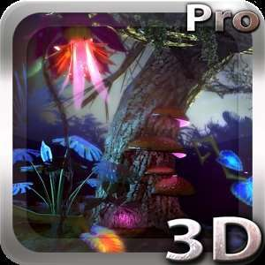 Alien Jungle 3D Live Wallpaper (was 79p) now FREE @ Google Play Store
