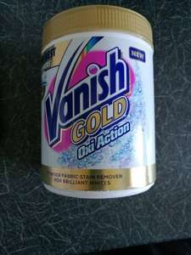 Vanish Gold Oxi Action - £2.46 instore @ Tesco (Wishaw)