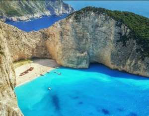 7-night holiday in Zakynthos for only £90pp (flights, checked baggage, accommodation and airport transfer included) @ Thomson - £180