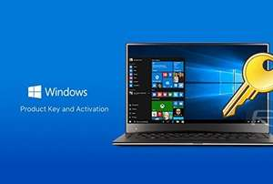 Windows 10 Pro Activation Key for 32 / 64 Bit - DOWNLOAD Version £8.45 @ Amazon / Sold by Retail ABC