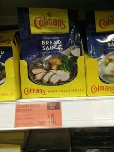 40g Bread Sauce Mix 10p reduced from 29p B&M Fishponds Bristol