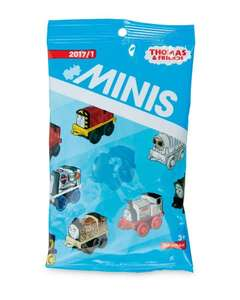 Thomas & Friends Minis 99p in store or £1.49 online free delivery @ ALDI