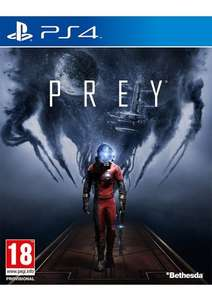 Prey PS4 & XB1 £33.85 @ Simply games