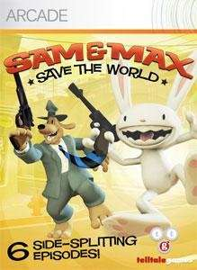 [Xbox One BC/Xbox 360] Sam & Max Save the World - £7.99 @ xbox.com (40% off)