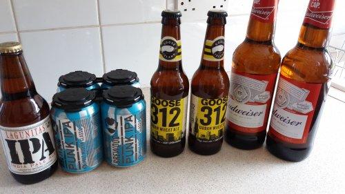 Reduced beers £1 @ Asda instore