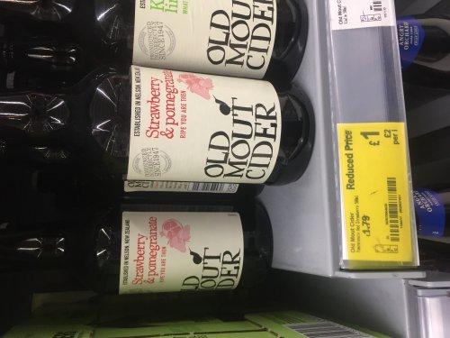Old Mout Cider £1 @ Asda instore