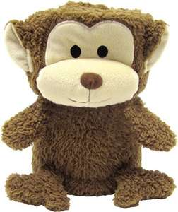Monkey / Chick - 3 in 1 Pillow, Toy & Blanket - was £7 now £3.50 @ ASDA (online & instore)