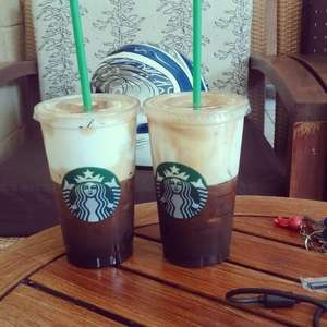 Starbucks treat receipt , half price selected iced drinks after 12pm any day the same week until Sunday