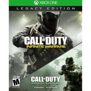 [Xbox One] Call of Duty: Infinite Warfare Legacy Edition (Preowned) - £21.89 inc. P&P @ Amazon (via Music Magpie)