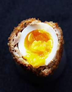 One Scotch Egg (113.5g) ONLY 50p from the Deli in Tesco Metro Stores @ Tesco Metro Stores