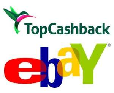 TopCashback: 4% cashback for Electronics purchases @ eBay for 3 days