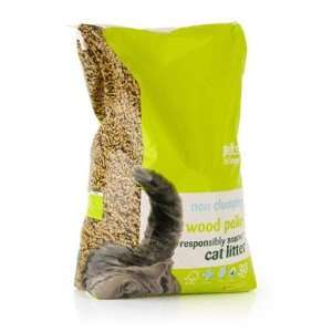 Wood pellet cat litter 30L £5.99 @ Pets At Home