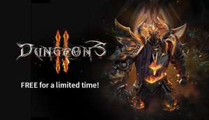Dungeons 2 - Free (100% off) @ Humble / Steam Key