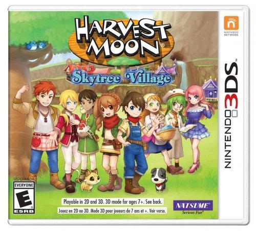 Harvest moon skytree village (3DS) £19.99 preorder @ Grainger games