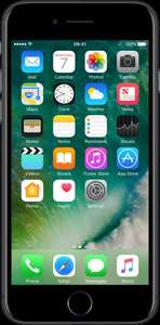 iPhone 7 32GB 4gb, 600 mins 5000 texts  £19.99 upfront £25.99 per month ID mobile £643.75 @ Uswitch
