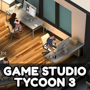 Game Studio Tycoon 3 for Android now FREE (was £3.59) @ Google Play Store